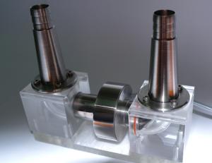 Model LVAD do badań in vitro